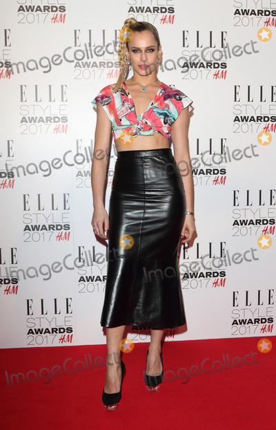 Alice Dellal Photo - London UK Alice Dellal at Elle Style Awards 2017 at 42 Conduit Street London on February 13th 2017Ref LMK73-66683-140217Keith MayhewLandmark MediaWWWLMKMEDIACOM