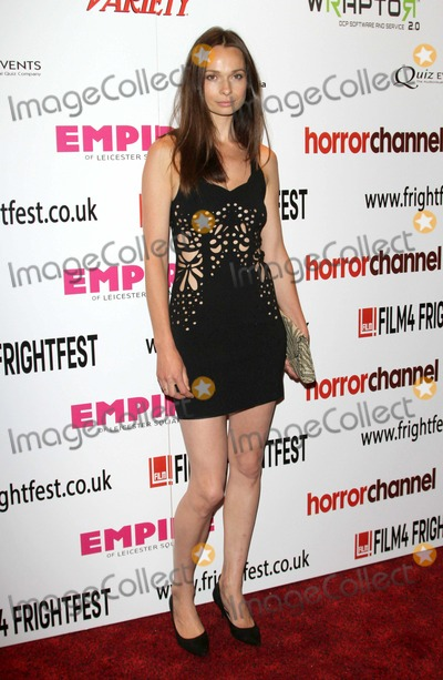 Anna Walton Photo - LondonUK  Anna Walton  at the Film4 Frightfest  Premiere for  The Seasoning House  at the Empire Leicester Square London  23rd  August 2012   Keith MayhewLandmark Media