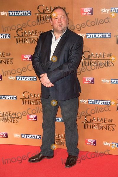Mark Addy Photo - London UK Mark Addy at the  Game Of Thrones Season 5 World Premiere at the Tower Of London London England UK on Wednesday 18th March 2015   Ref LMK370-50739-190315Justin NgLandmark Media WWWLMKMEDIACOM