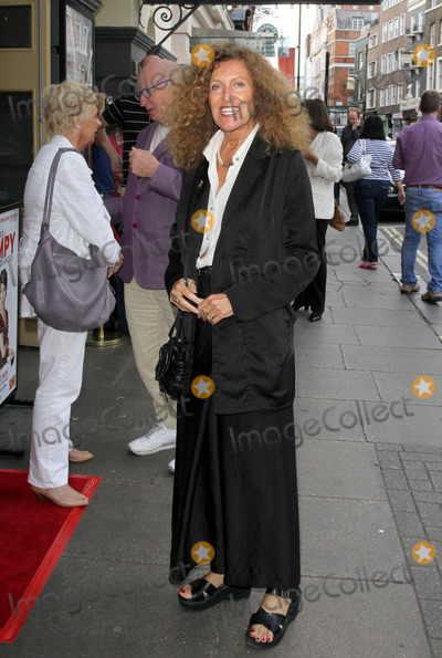 The Duke of York Photo - LondonUK Fashion designer  Nicole Farhi at the Jumpy  Press Night at the Duke of Yorks Theatre St Martins Lane London 28th August 2012 Keith MayhewLandmark Media