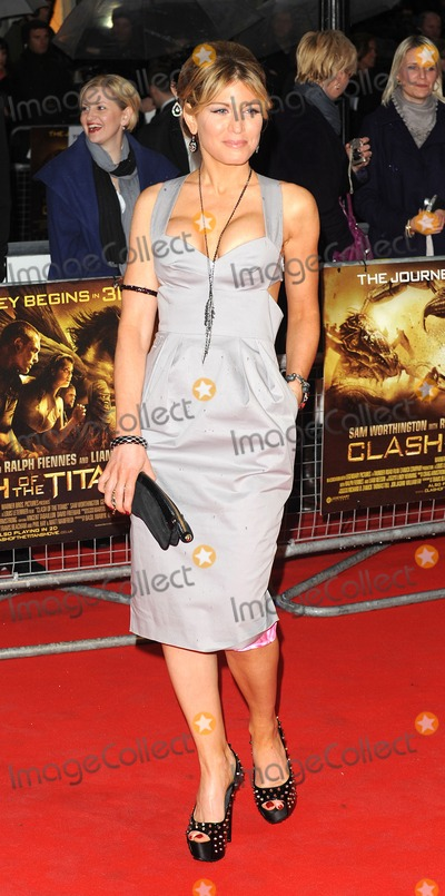 Jane March Photo - London UK   Jane March   at the world premiere of Clash of the Titans  Empire Leicester Square 29th March 2010 SYDLandmark Media