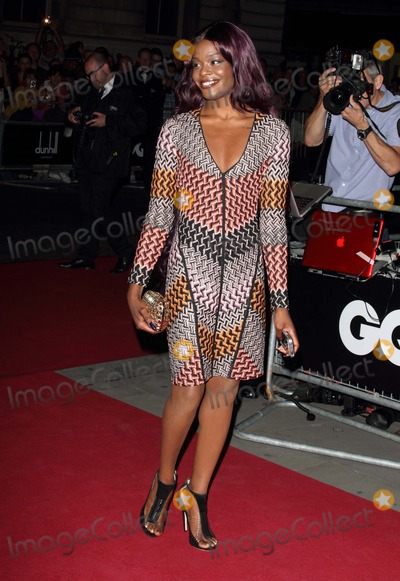Azaelia Banks Photo - London UK Azaelia Banks at the GQ Men of the Year Awards at the Royal Opera House Covent Garden 4th September 2012Keith MayhewLandmark Media