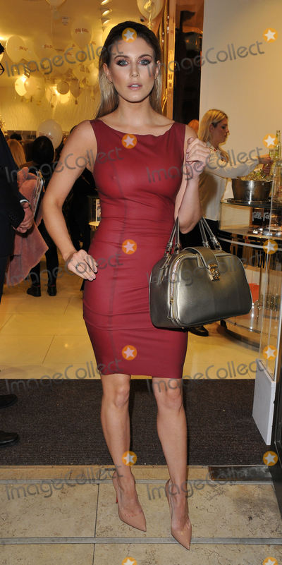 Ashley James Photo - London UK Ashley James at the Folli Follie LFW aw 2017 party to celebrate London Fashion Week Folli Follie Regent Street London England UK on Wednesday 22 February 2017Ref LMK315-63023-230217Can NguyenLandmark MediaWWWLMKMEDIACOM