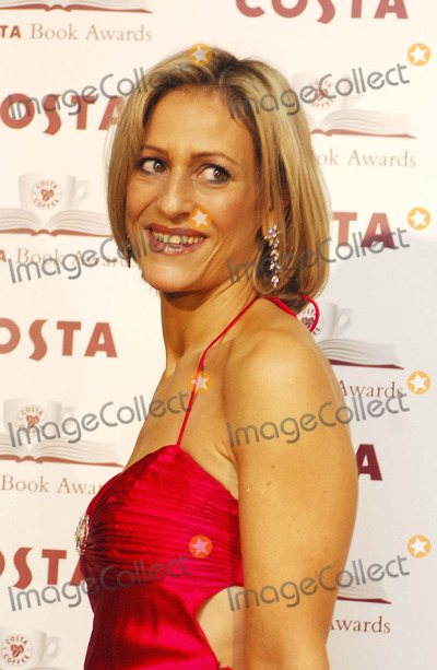 Emily Maitlis Photo - London UK Emily Maitlis arrives for the Costa Book Awards 2007 at The Intercontinental Hotel Central London 22nd January 2008Ali KadinskyLandmark Media