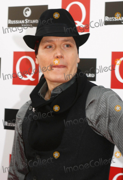 Adam Ant Photo - London UK   Adam Ant at the 2008 Q Awards held at Grosvenor House Hotel in Park Lane6 October 2008 Ref  Lisle BrittainLandmark Media