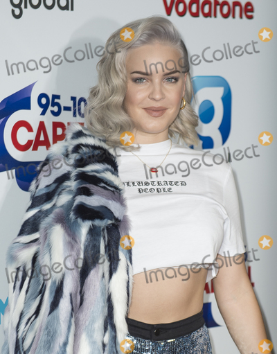 Ann Marie Photo - London UK  Anne-Marie  at Capitals Summertime ball with Vodafone at Londons Wembley Stadium 10th June 2017Ref LMK386-S329-110617Gary MitchellLandmark MediaWWWLMKMEDIACOM