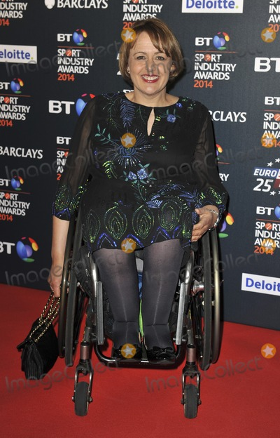 Tanni Grey-Thompson Photo - London UK Baroness Tanni Grey- Thompson at the BT Sport Industry Awards at Battersea Evolution in London on May 8 2014 Ref LMK386-48413-090514Gary MitchellLandmark Media WWWLMKMEDIACOM