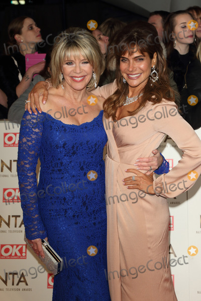 Ayda Fields Photo - London UK Ruth Langsford and Ayda Field at National Television Awards 2017 at O2 Peninsula Square London on January 25th 2017Ref LMK73 -61562-260117Keith MayhewLandmark Media WWWLMKMEDIACOM