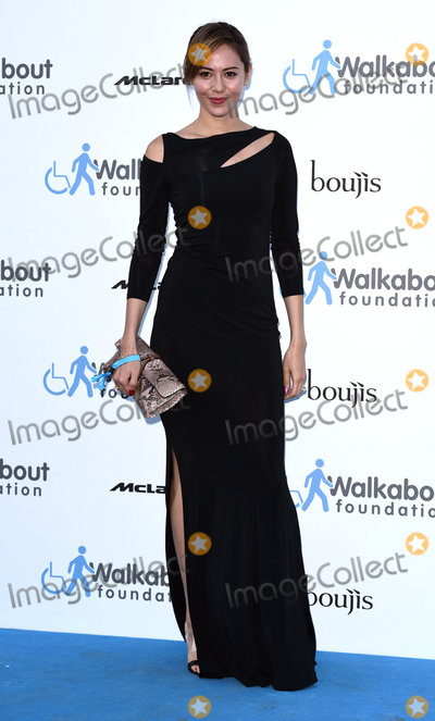Jessica Michibata Photo - LondonUK Jessica Michibata at the Walkabout Foundations Inaugural Gala at the Natural History Museum Cromwell Rd London  on Saturday 27 June 2015Ref LMK392 -51471-290615Vivienne VincentLandmark Media WWWLMKMEDIACOM