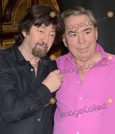 Trevor Nunn Photo - London UK  Trevor Nunn and Andrew Lloyd Webber attend photo call to launch the new production of Cats at The London Palladium Argyll Street London on Monday 7th July  2014Ref  LMK392 -49008-070714Vivienne VincentLandmark Media WWWLMKMEDIACOM