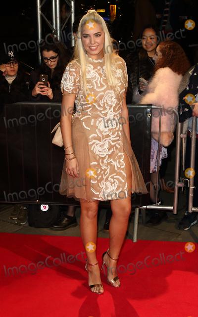 Amber Le Bon Photo - London UK Amber Le Bon at London Fabulous Fund Fair at The Roundhouse London on February 21st  2017 Ref LMK73-63014-220217Keith MayhewLandmark MediaWWWLMKMEDIACOM