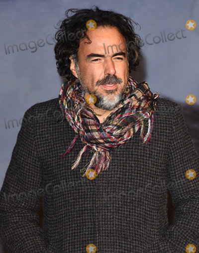 Alejandro GInarritu Photo - LondonUK Alejandro GInarritu at the UK Premiere of  The Revenant  at the Empire Leicester Square 14th January 2016 Ref LMK392-59129-150116Vivienne VincentLandmark Media WWWLMKMEDIACOM