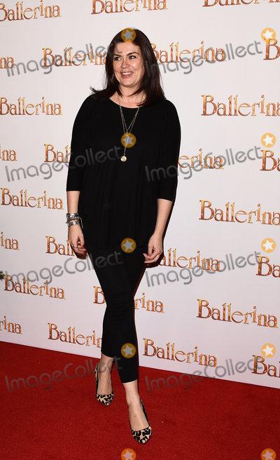 Amanda Lamb Photo - London UK Amanda Lamb at a VIP Special Screening of Ballerina held at The May Fair Hotel Berkeley Street London on Saturday 3 December 2016 Ref LMK392-62321-041216Vivienne VincentLandmark Media WWWLMKMEDIACOM