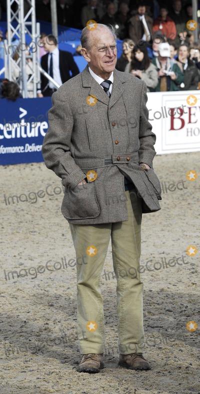 Prince Photo - BerkshireWindsor UK Prince Philip Duke of Edinburgh at the Royal Windsor Horse Show held at Windsor in  Berkshire 13th May 2007Steve McGarryLandmark Media
