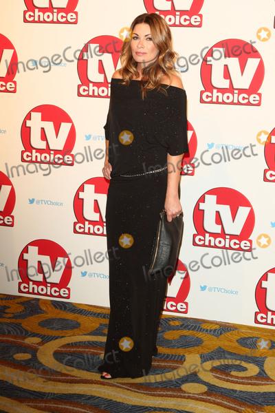 Alison King Photo - London UK Alison King at TV Choice Awards at the Park Lane Hilton London on September 7th 2015Ref LMK73-58113-080915Keith MayhewLandmark Media WWWLMKMEDIACOM