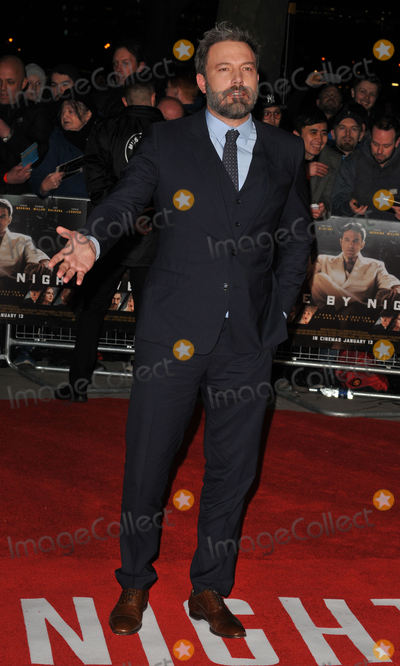 Ben Affleck Photo - LondonUK  Ben Affleck at the Live By Night European Premiere at the BFI Southbank Belvedere Road 11th January 2017 RefLMK315-62676-120117Can NguyenLandmark Media WWWLMKMEDIACOM