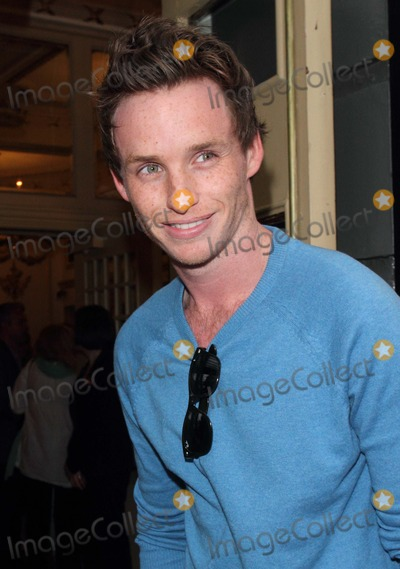 The Duke of York Photo - LondonUK  Eddie Redmayne at the Jumpy  Press Night at the Duke of Yorks Theatre St Martins Lane London 28th August 2012 Keith MayhewLandmark Media