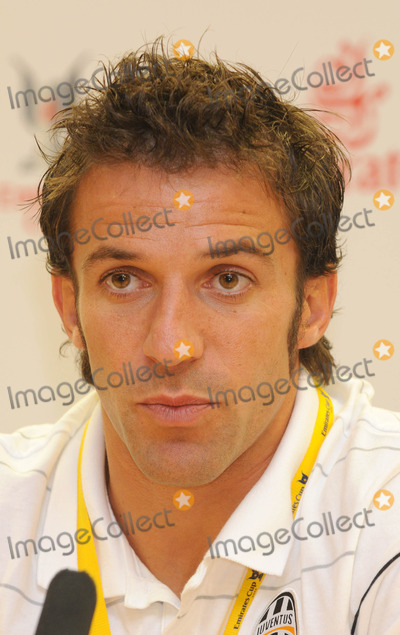 Alessandro Del Piero Photo - London UK Alessandro Del Piero at the Emirates Cup Press Conference held at the Emirates Stadium in North London01 August 2008Matt LewisLandmark Media