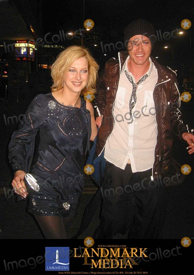 Andrew Moss Photo - LondonUK    Gemma Bissix (Claire in EastEnders) and Andrew Moss (Rhys in Hollyoaks)    at a party in a London hotel after the British Soap Awards were held earlier at the BBC TV Centre 3rd May 2008 ZakLandmark Media