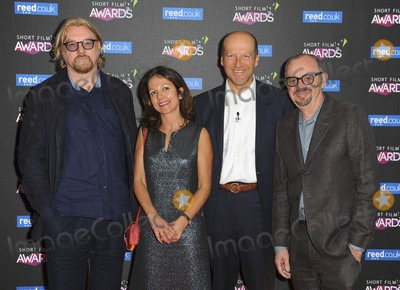 Alan Cubitt Photo - London UK Alan Cubitt  Nicola Reed James Reed  Paul Welland at the annual Short Film Awards Competition at BAFTAs HQ in London on Wednesday 22nd April 2015Ref LMK386-51006-230415Gary MitchellLandmark Media WWWLMKMEDIACOM