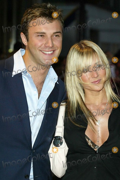 Jonathan Wilkes Wife Jonathan Wilkes And Partner at