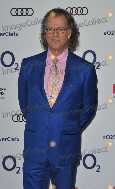 Andre Rieu Photo - LondonUK   Andre Rieu  at the Nordoff Robbins O2 Silver Clef Awards 2016 Grosvenor House Hotel Park Lane London 1st July 2016  RefLMK315-60790-020716  Can NguyenLandmark Media WWWLMKMEDIACOM