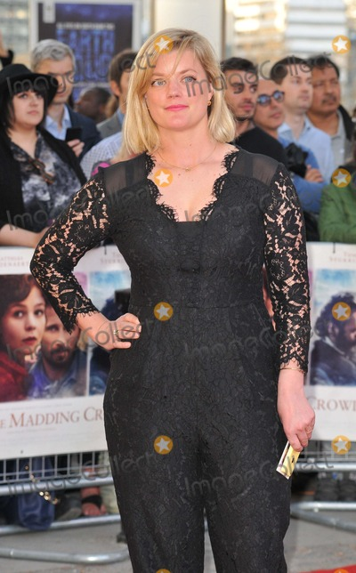 Alexandra Heminsley Photo - London UK Alexandra Heminsley at  the Far From the Madding Crowd UK film premiere at BFI Southbank Belvedere Rd on Wednesday April 15 2015 in London England UK Ref LMK315-509671-160515 Can NguyenLandmark Media WWWLMKMEDIACOM