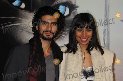 Akin Gazi Photo - London UK  Akin Gazi at the  UK Premiere of Puss in Boots at the Empire Leicester Square London 24th November 2011  Matt LewisLandmark Media