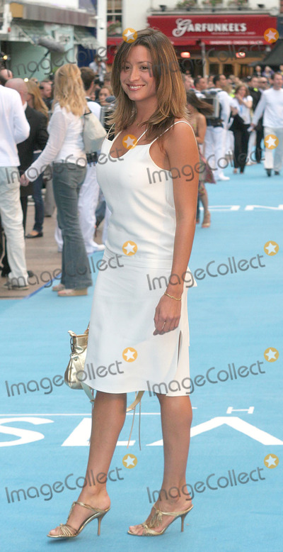 Rebecca Loos Photo - London Rebecca Loos at the European Premiere of The Island at the Odeon Leicester Square07 August 2005Jenny RobertsLandmark Media
