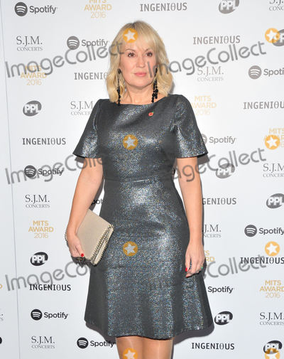 Nicki Chapman Photo - London UK Nicki Chapman at the Music Industry Trusts Awards 2016 Grosvenor House Hotel Park Lane London England UK on Monday 07 November 2016  Ref LMK315-61221-091116Can NguyenLandmark Media WWWLMKMEDIACOM