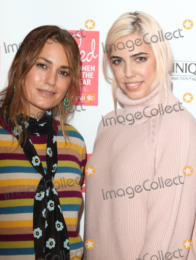 Amber Le Bon Photo - London UK  Yasmin and Amber Le Bon at Red Women of the Year Awards Skylon Lounge Royal Festival Hall London on October 17th 2016Ref  LMK73 -61132-181016Keith MayhewLandmark Media WWWLMKMEDIACOM