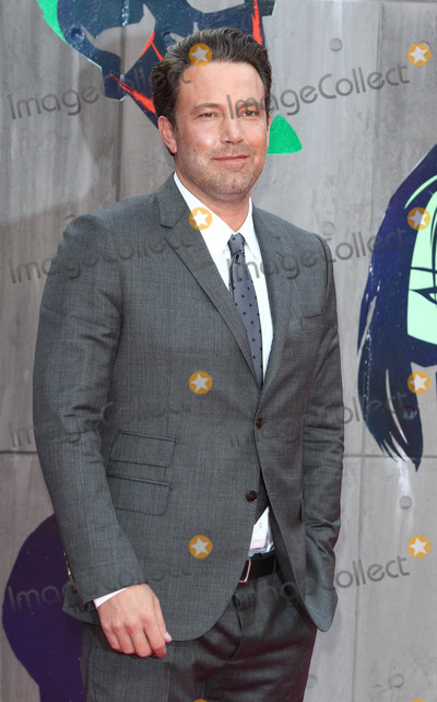 Ben Affleck Photo - London UK Ben Affleck at the European Premiere of Suicide Squad at the Odeon Leicester Square London on August 3rd 2016Ref LMK73-60940-040816Keith MayhewLandmark MediaWWWLMKMEDIACOM