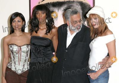 Aruna Shields Photo - London Aruna Shields Judi Shekoni Jag Mundhra Catalina Guirado at the Private Moments photocall at the Apart Gallery13 December 2004Paulo PirezLandmark Media
