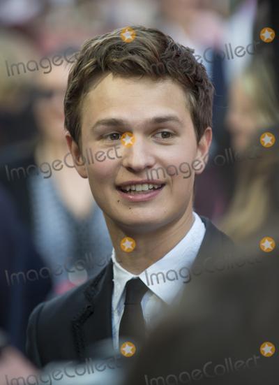 Ansel Elgort Photo - LondonUK Ansel Elgort at Baby Driver European Premiere Cineworld Leicester Square 21st June 2017RefLMK386-S382-220617Gary MitchellLandmark MediaWWWLMKMEDIACOM