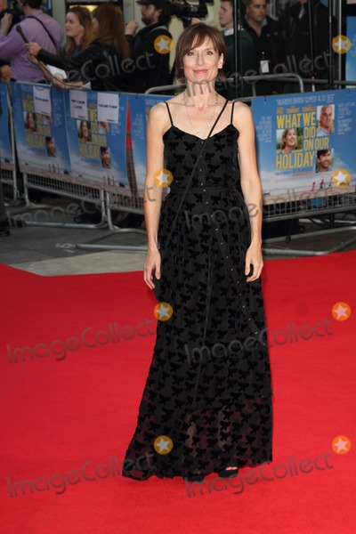 Amelia Bullimore Photo - London  UK Amelia Bullimore at World Premiere of What We Did On Our Holiday at the Odeon West End Leicester Square London on September 22nd 2014Ref LMK73-49608-230914Keith MayhewLandmark Media WWWLMKMEDIACOM