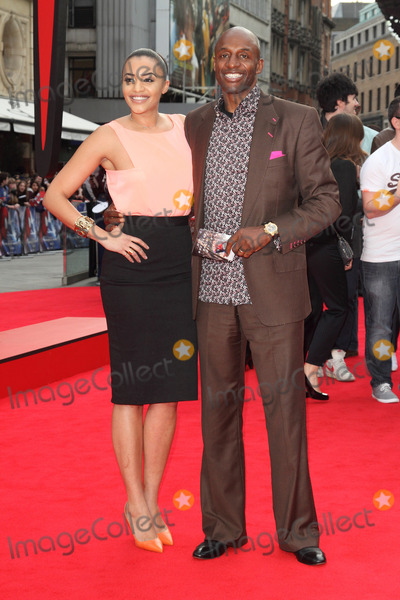 John Fashanu Photo - London UK Amal Fashanu and John Fashanu  at the The Amazing Spider-Man 2 World Premiere at the Odeon Leicester Square London 10th April  2014 RefLMK73-48129-110414Keith MayhewLandmark MediaWWWLMKMEDIACOM