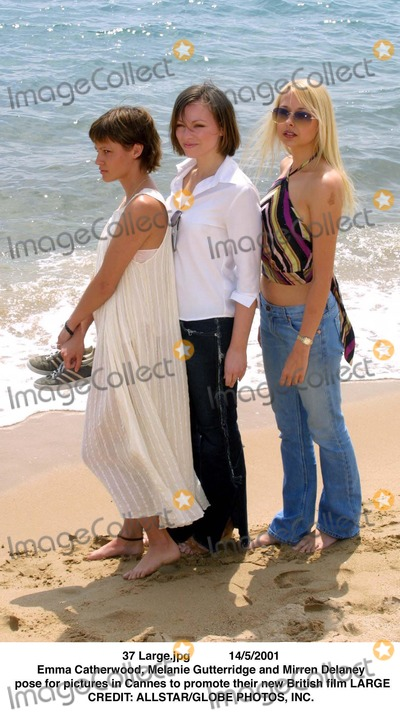 Emma Catherwood Photo - Largejpg 1452001 Emma Catherwood Melanie Gutterridge and Mirren Delaney Pose For Pictures in Cannes to Promote There New British Fil Large Credit AllstarGlobe Photos Inc