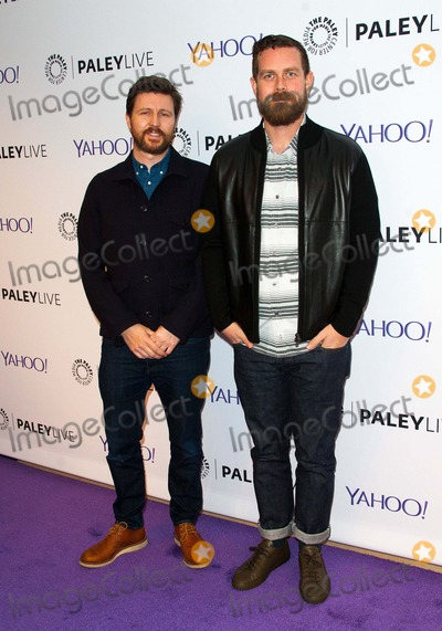 Andrew Haigh Photo - Andrew Haigh and Michael Lannan Attend the Paley Center For Media Presentation of an Evening with Hboslooking at the Paley Center For Media in Beverly Hills on Feb 25th 2015 California UsaphotoleopoldGlobephotos