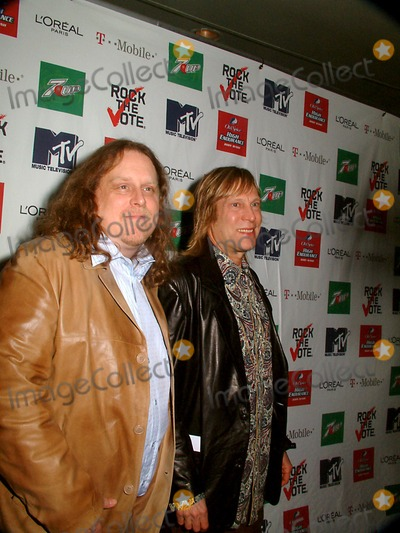 Government Mule Photo - Government Mule K29291ml Sd0222 the 10th Annual Rock the Vote Awards at the Roseland Ballroom in New York City Photo Bymitchell LevyrangefinderGlobe Photos Inc