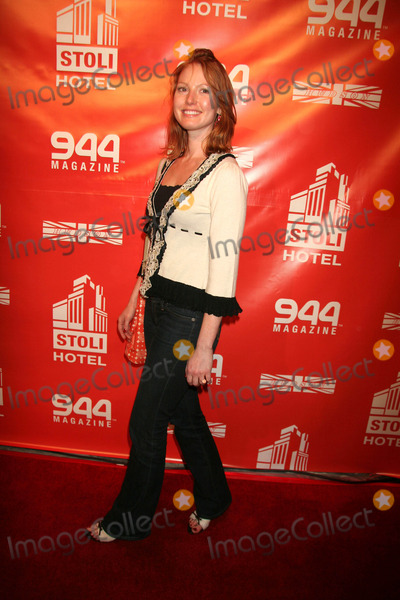 Alicia Witt Photo - 944 Magazine 1 Year Anniversary Party at the Stoli Hotel Hollywood CA 05-03-07 Alicia Witt Photo Clinton H Wallace-photomundo-Globe Photos Inc