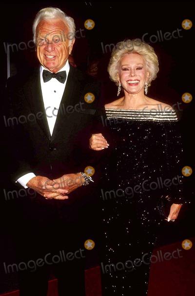 Eva Gabor and eddie albert