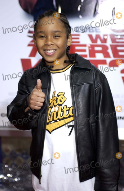 Zachary Isaiah Williams Photo - The Premiere of Revolution Studios and Columbia Pictures Are We There Yet Held at the Mann Village Theatre in Westwood 01_09_2005 Zachary Isaiah Williams K41044vg Photo by Valerie GoodloeGlobe Photos Inc