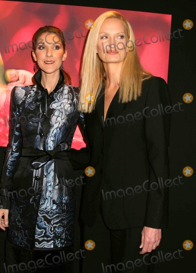 Anne Geddes Photo - Celine Dion Announces Miracle a Cddvd Book Release Sony Building New York City 10122004 Photo by Paul SchmulbachGlobe Photos 2004 Celine Dion and Photographer Anne Geddes Who Worked with Dion on the Book