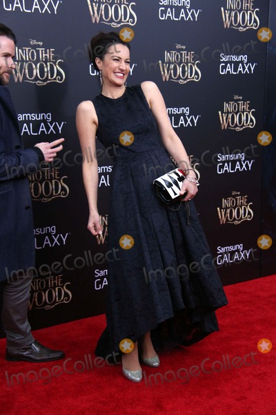 America Olivo Photo - The World Premiere of Into the Woods the Ziegfeld Theater NYC December 8 2014 Photos by Sonia Moskowitz Globe Photos Inc 2014 America Olivo