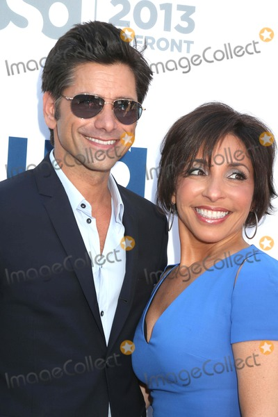 John Stamos Photo - USA Network 2013 Upfront Event Basketball City NYC May 16 2013 Photos by Sonia Moskowitz Globe Photos Inc 2013 John Stamos