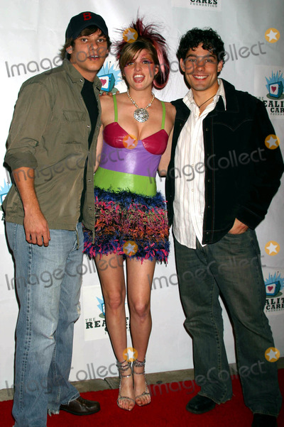 Adam Larson Photo - I8428CHWREALITY CARES FOUNDATION BENEFIT HOSTED BY BATTLEFIELD FASHIONS AND CLICQUOT CHAMPAGNE PEARL WEST HOLLYWOOD CALIFORNIA - RED CARPET02202004 PHOTO BY CLINTON HWALLACEIPOLGLOBE PHOTOS INC  2004THEO VON KURTOWSKI TRISHELLE CANATELLA AND ADAM LARSON