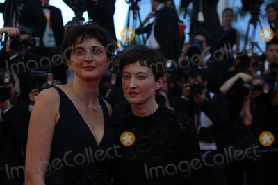 Alice Rohrwacher Photo - Alice Rohrwacher (L) and Alba Rohrwacher Attend the Closing Ceremony of the 67th Cannes International Film Festival at Palais Des Festivals in Cannes France on 23 May 2014 Photo Alec Michael