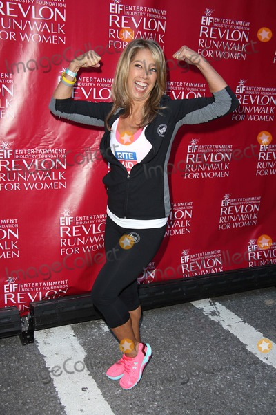 Denise Austin Photo - The 17th Annual Entertainment Industry Foundation Revlon Run Walk For Women Times Square NYC May 3 2014 Photos by Sonia Moskowitz Globe Photos Inc 2014 Denise Austin