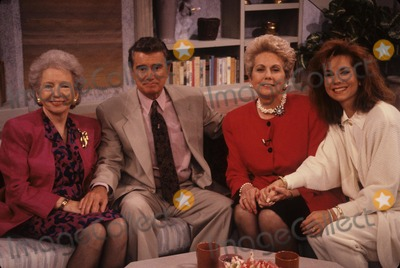 Kathie Lee Gifford 1997 Kathie Lee Gifford With Mother