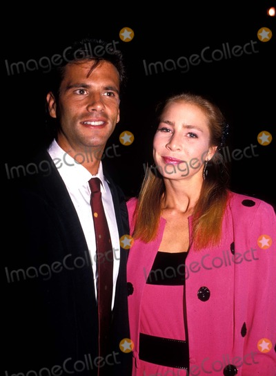 Lorenzo Lamas Photo - Lorenzo Lamas and Wife Kathleen Kinmont Photo by Bob V NobleGlobe Photos Inc F8900